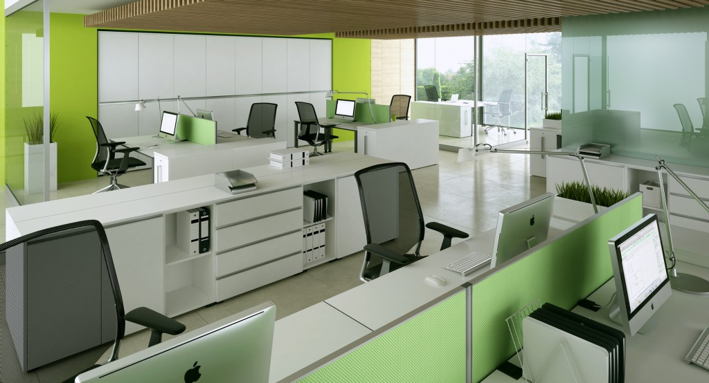 Bürofläche © OKA